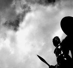 Richard Westmacott's Achilles, by Jamie Bean