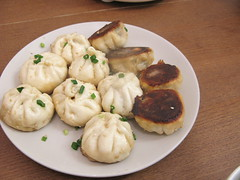 Sheng Jian Bao (Pan-Fried Bun) 4