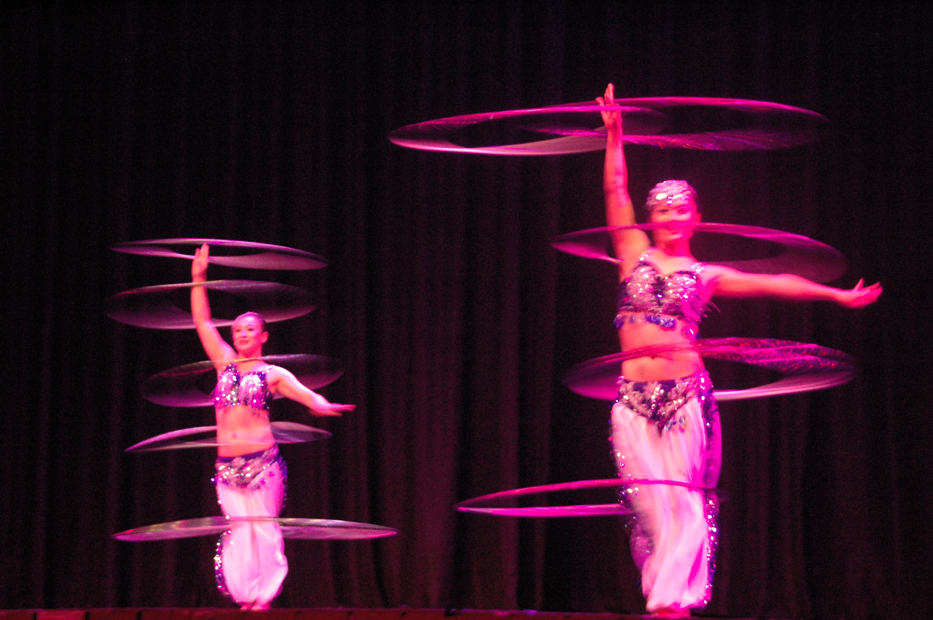Yunan Acrobatic dance group, China