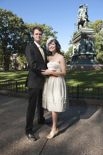 Travis and Sara Wedding Portrait by Giarc80HC