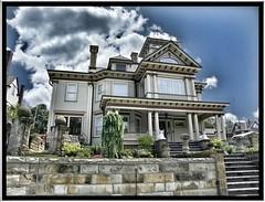 Oil City ~ Pa ~ Arthur F. Seep House ~ Historic