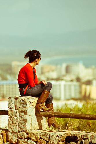 Un instante de soledad