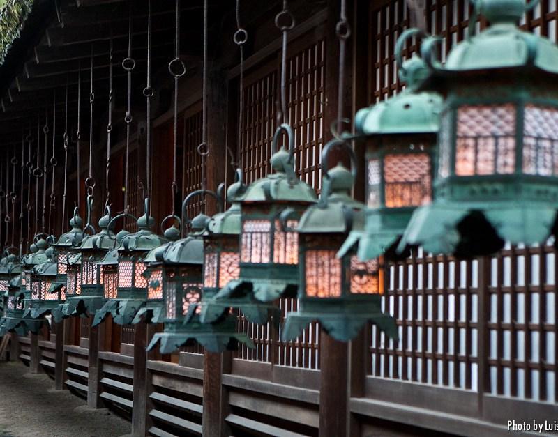 Kasuga Taisha en Nara, en un itinerario por Japón de 2 semanas