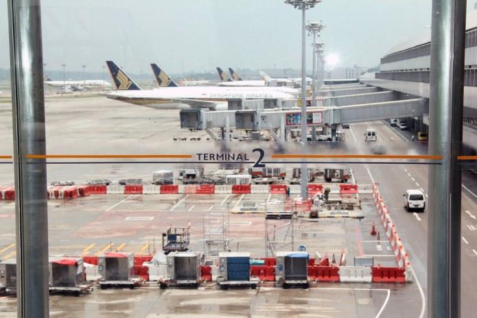 Singapore Changi Airport 6