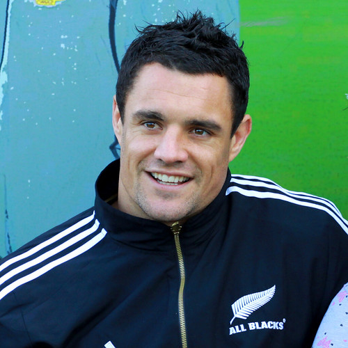 All Blacks - Dan Carter