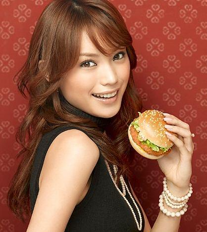 McDonald's (Japan) ebi-chan