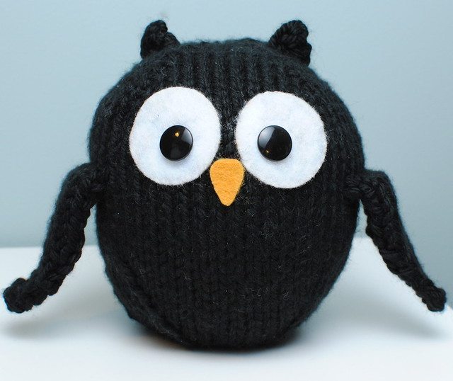 Iron Craft Challenge #38 - Little Black Owl