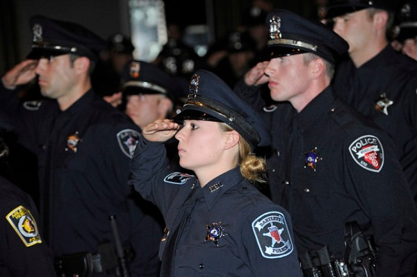 Where Are the Female Law Enforcement Officers? - PA TIMES ...