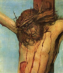 Detail of Christ, c.1520, by Albrecht Altdorfer