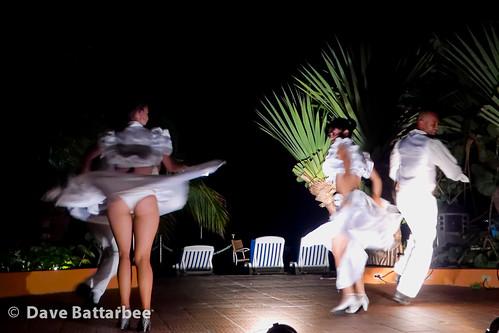 Cuban Dance Exhibition