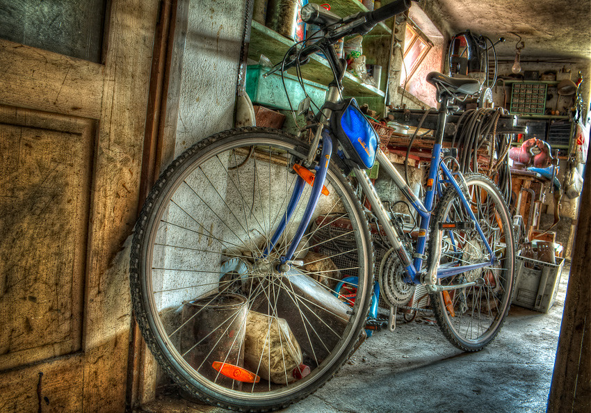 Grunge Bike