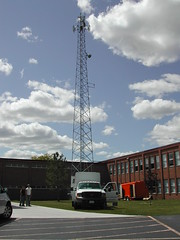Microwave/Radio Tower