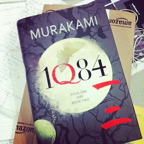 #1Q84 #Murakami #WIN