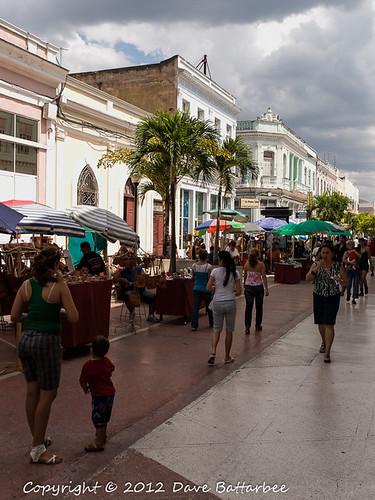 Cienfuegos Street Market