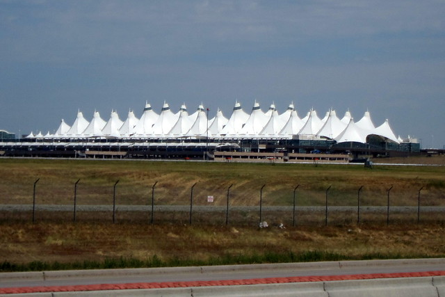 Denver: Denver International Airport