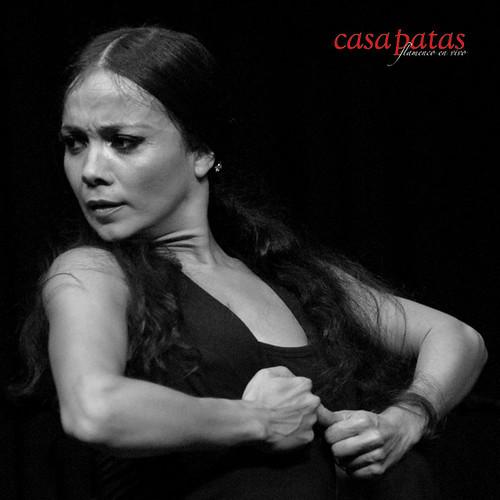 Olga Pericet. Foto: Martín Guerrero