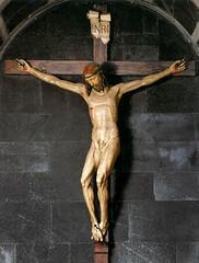Crucifix, 1412-13, by Filippo Brunelleschi, unattributed