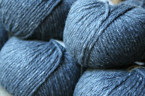 Rowan Fleted Tweed Aran