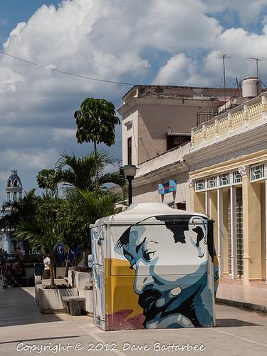 Cienfuegos Street Art
