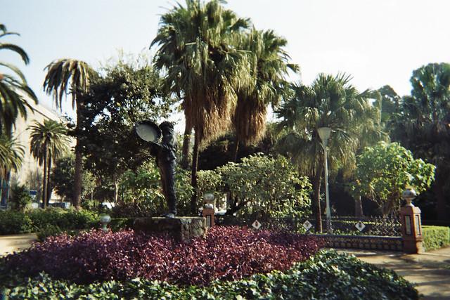 Palmeral de las Sorpresas Málaga