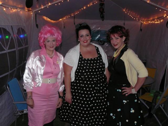 My Sisters + I on my 35th Birthday