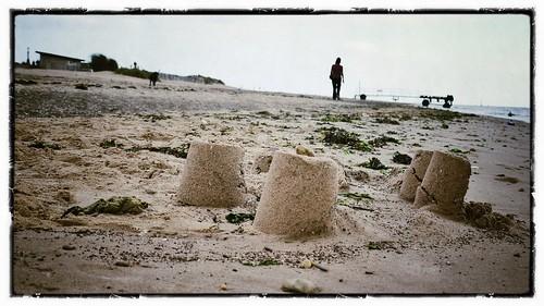 Sandcastles by BagRat