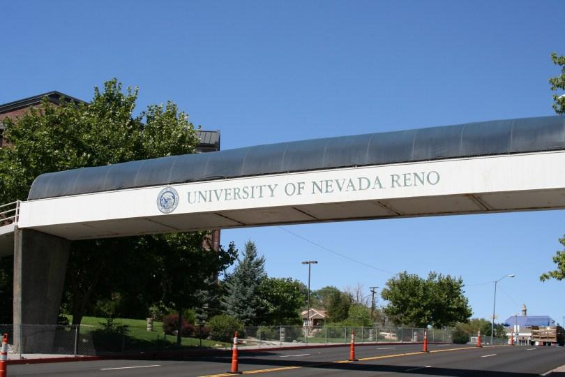 31 Celebrate College Colors Day Ideas College Colors University Of Nevada Reno Nevada