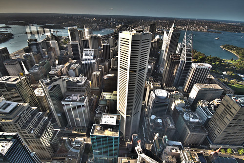 Sydney Tower Views