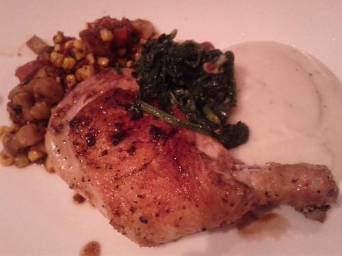 5 pc chicken dinner