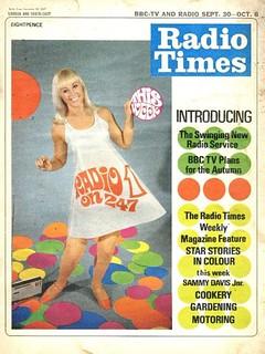 670930 - Radio Times - 30th September 1967 - Radio One