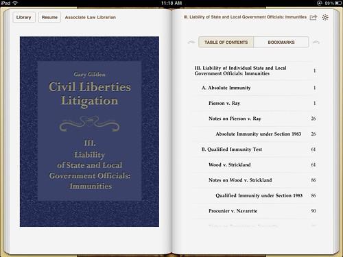 Civil Liberties Litigation ePub Experiment di colecamp
