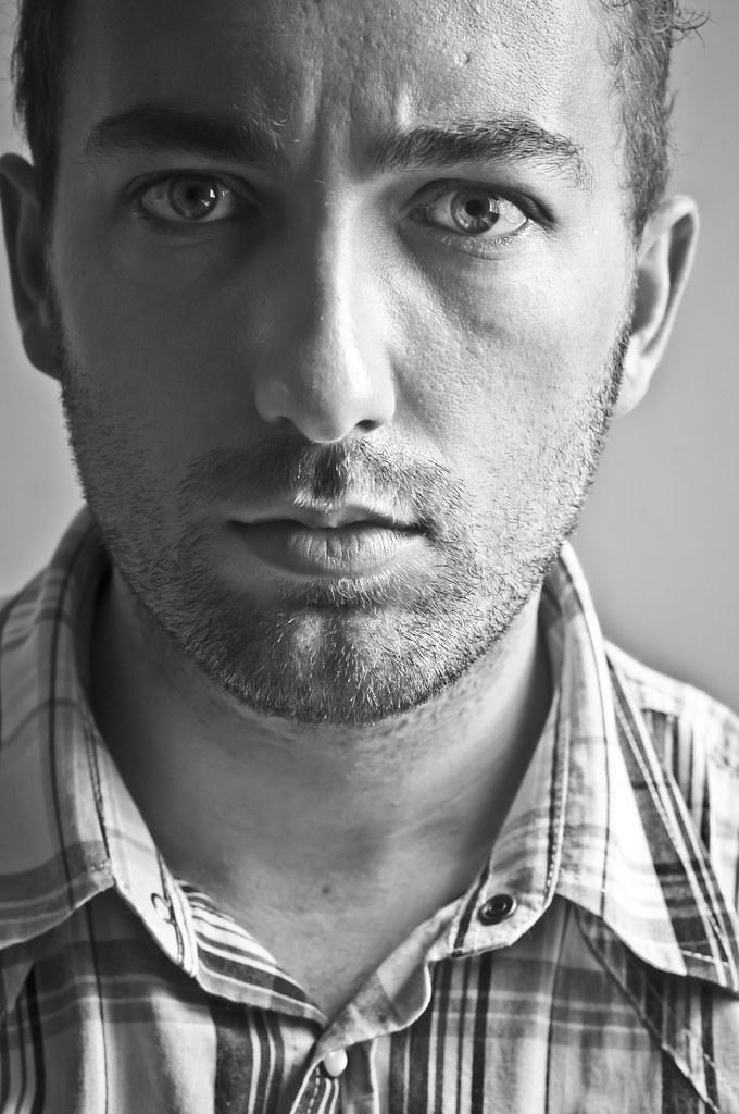 Luca Sartoni - selfportrait