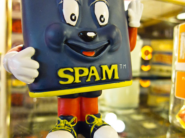 Photo:Spam By:santheo