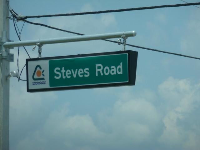 Steve's Road