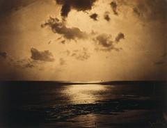 Un effet de soleil, c.1856, by Gustave Le Gray