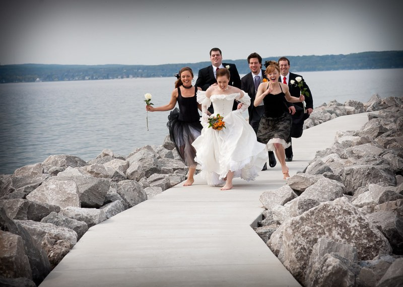 RUNNING! The Wedding Cabal