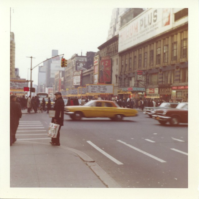 Feb. 2, 1963 New York, 42 Street