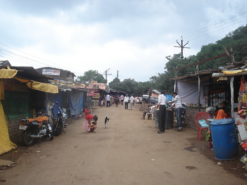 Shiva Jyotrilanga BhimaShankar Temple Market Road