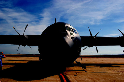 on the flight line: the C130J Hercules [smartphone wallpaper]