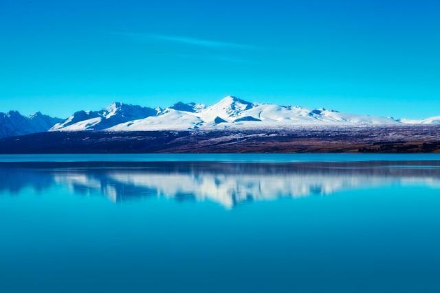 Lake Pukaki, New Zealand [Explored #154]