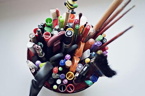 kaos: kreativt