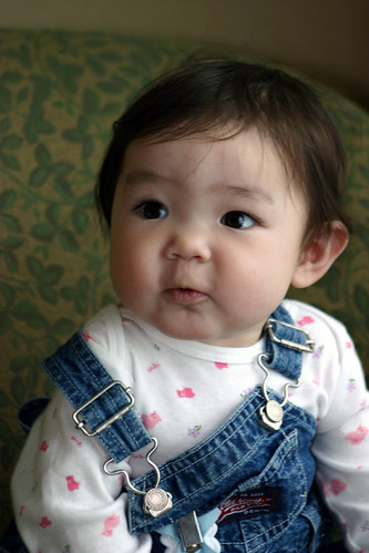 my daughter ... around 6 months old, perhaps
