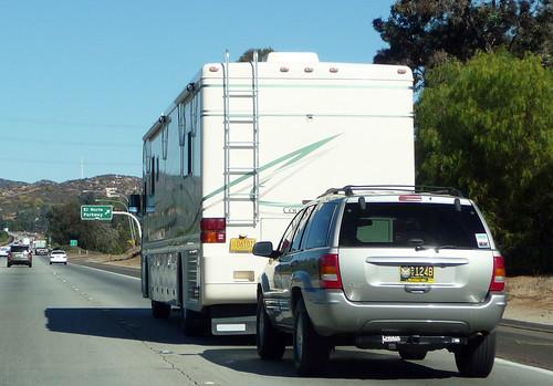 RV Towing SUV