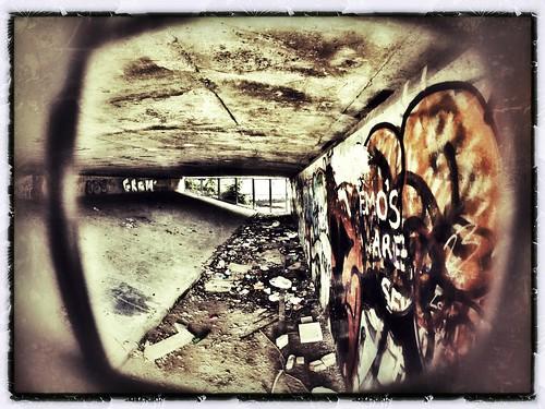 Under the Bridge is a world away by BagRat