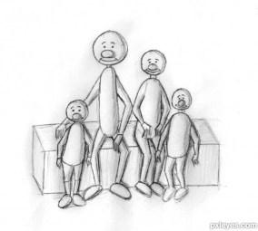 Rodzina = przebaczanie