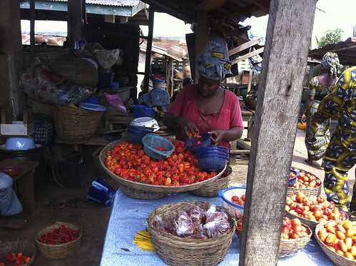 Epe Seafood Market - Epe Lagos State by Jujufilms