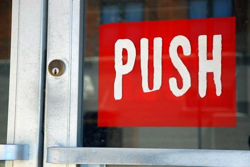PUSH By Steve Snodgrass