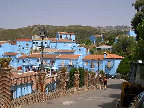 pueblo pitufo