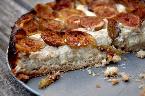 fig cheesecake