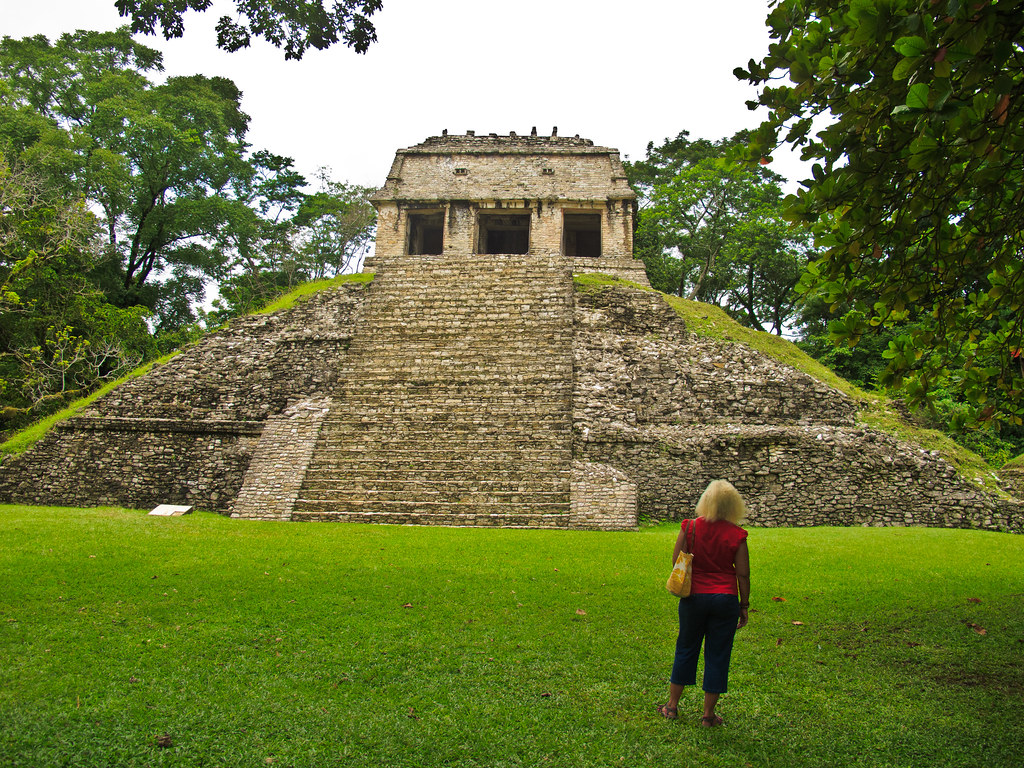 Temple of the Count(?), Palenque